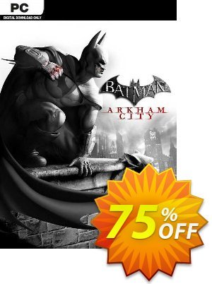 Batman: Arkham City (PC) 프로모션 코드 Batman: Arkham City (PC) Deal 프로모션: Batman: Arkham City (PC) Exclusive Easter Sale offer for iVoicesoft