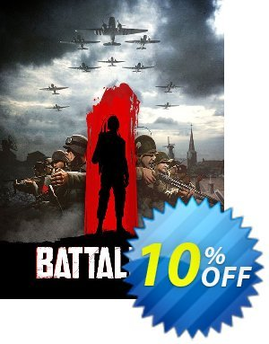 Battalion 1944 PC 프로모션 코드 Battalion 1944 PC Deal 프로모션: Battalion 1944 PC Exclusive Easter Sale offer for iVoicesoft