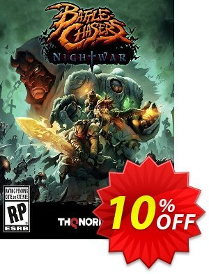 Battle Chasers: Nightwar PC 프로모션 코드 Battle Chasers: Nightwar PC Deal 프로모션: Battle Chasers: Nightwar PC Exclusive Easter Sale offer for iVoicesoft