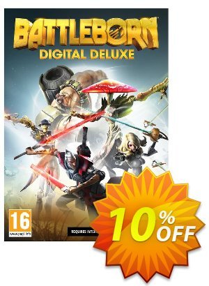 Battleborn Deluxe Edition PC 프로모션 코드 Battleborn Deluxe Edition PC Deal 프로모션: Battleborn Deluxe Edition PC Exclusive Easter Sale offer for iVoicesoft