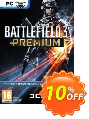 Battlefield 3: Premium Expansion Pack (PC) discount coupon Battlefield 3: Premium Expansion Pack (PC) Deal - Battlefield 3: Premium Expansion Pack (PC) Exclusive Easter Sale offer for iVoicesoft