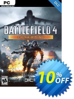 Battlefield 4: China Rising PC discount coupon Battlefield 4: China Rising PC Deal - Battlefield 4: China Rising PC Exclusive Easter Sale offer for iVoicesoft
