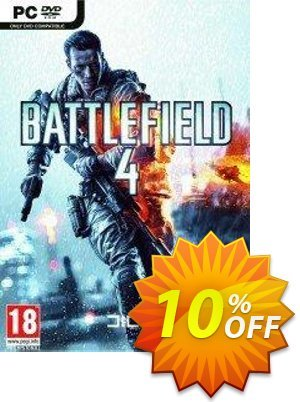 Battlefield 4 - Limited Edition (PC) discount coupon Battlefield 4 - Limited Edition (PC) Deal - Battlefield 4 - Limited Edition (PC) Exclusive Easter Sale offer for iVoicesoft