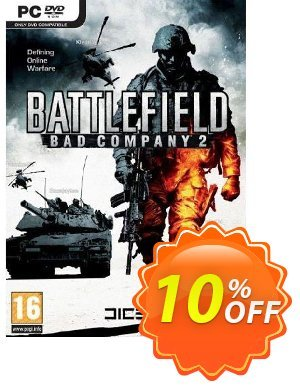Battlefield: Bad Company 2 (PC) discount coupon Battlefield: Bad Company 2 (PC) Deal - Battlefield: Bad Company 2 (PC) Exclusive Easter Sale offer for iVoicesoft