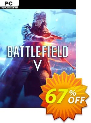 Battlefield V 5 PC discount coupon Battlefield V 5 PC Deal - Battlefield V 5 PC Exclusive Easter Sale offer for iVoicesoft