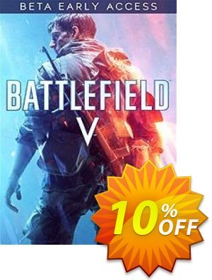 Battlefield V 5 PC Beta discount coupon Battlefield V 5 PC Beta Deal - Battlefield V 5 PC Beta Exclusive Easter Sale offer for iVoicesoft