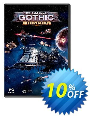 Battlefleet Gothic Armada - Early Adopters Edition PC Coupon discount Battlefleet Gothic Armada - Early Adopters Edition PC Deal. Promotion: Battlefleet Gothic Armada - Early Adopters Edition PC Exclusive Easter Sale offer for iVoicesoft