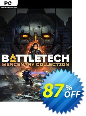Battletech Mercenary Collection PC Coupon discount Battletech Mercenary Collection PC Deal. Promotion: Battletech Mercenary Collection PC Exclusive Easter Sale offer for iVoicesoft
