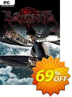 Bayonetta PC (EU) Coupon discount Bayonetta PC (EU) Deal. Promotion: Bayonetta PC (EU) Exclusive Easter Sale offer for iVoicesoft