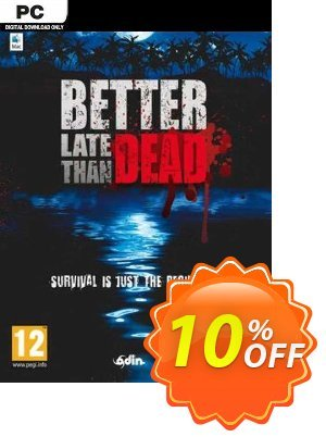 Better Late Than DEAD PC割引コード・Better Late Than DEAD PC Deal キャンペーン:Better Late Than DEAD PC Exclusive Easter Sale offer for iVoicesoft