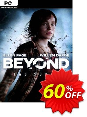 Beyond: Two Souls PC Coupon discount Beyond: Two Souls PC Deal. Promotion: Beyond: Two Souls PC Exclusive Easter Sale offer for iVoicesoft