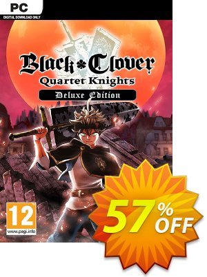 Black Clover: Quartet Knights Deluxe Edition PC discount coupon Black Clover: Quartet Knights Deluxe Edition PC Deal - Black Clover: Quartet Knights Deluxe Edition PC Exclusive Easter Sale offer for iVoicesoft