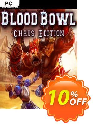 Blood Bowl Chaos Edition PC discount coupon Blood Bowl Chaos Edition PC Deal - Blood Bowl Chaos Edition PC Exclusive Easter Sale offer for iVoicesoft