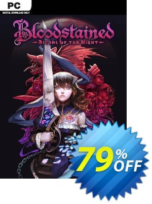 Bloodstained: Ritual of the Night PC Coupon discount Bloodstained: Ritual of the Night PC Deal. Promotion: Bloodstained: Ritual of the Night PC Exclusive Easter Sale offer for iVoicesoft
