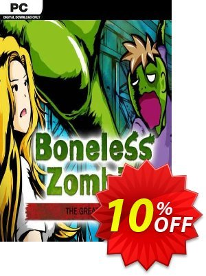 Boneless Zombie PC 프로모션 코드 Boneless Zombie PC Deal 프로모션: Boneless Zombie PC Exclusive Easter Sale offer for iVoicesoft