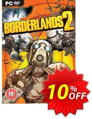 Borderlands 2 (PC) discount coupon Borderlands 2 (PC) Deal - Borderlands 2 (PC) Exclusive Easter Sale offer for iVoicesoft