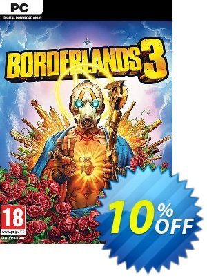 Borderlands 3 PC + DLC (US/AUS/JP) discount coupon Borderlands 3 PC + DLC (US/AUS/JP) Deal - Borderlands 3 PC + DLC (US/AUS/JP) Exclusive Easter Sale offer for iVoicesoft