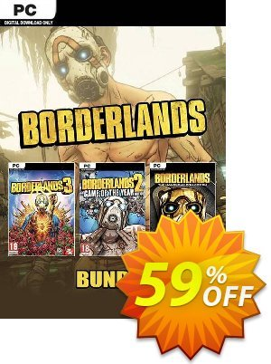 Borderlands Bundle PC Coupon discount Borderlands Bundle PC Deal. Promotion: Borderlands Bundle PC Exclusive Easter Sale offer for iVoicesoft