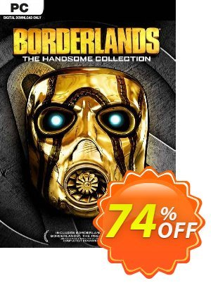 Borderlands: The Handsome Collection PC (WW) discount coupon Borderlands: The Handsome Collection PC (WW) Deal - Borderlands: The Handsome Collection PC (WW) Exclusive Easter Sale offer for iVoicesoft