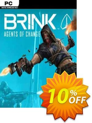 BRINK Agents of Change PC 프로모션 코드 BRINK Agents of Change PC Deal 프로모션: BRINK Agents of Change PC Exclusive Easter Sale offer for iVoicesoft