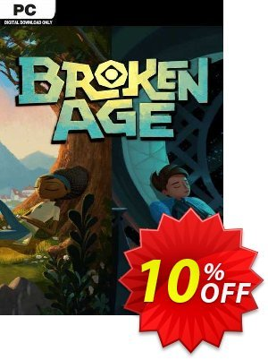 Broken Age PC 프로모션 코드 Broken Age PC Deal 프로모션: Broken Age PC Exclusive Easter Sale offer for iVoicesoft