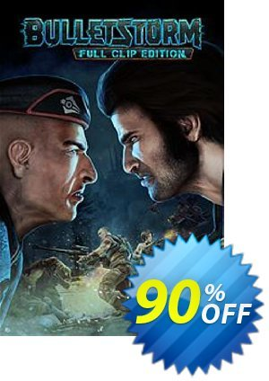 Bulletstorm Full Clip Edition PC Coupon discount Bulletstorm Full Clip Edition PC Deal. Promotion: Bulletstorm Full Clip Edition PC Exclusive Easter Sale offer for iVoicesoft