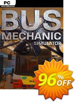 Bus Mechanic Simulator PC Coupon discount Bus Mechanic Simulator PC Deal. Promotion: Bus Mechanic Simulator PC Exclusive Easter Sale offer for iVoicesoft