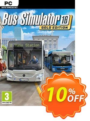 Bus Simulator 16 PC discount coupon Bus Simulator 16 PC Deal - Bus Simulator 16 PC Exclusive Easter Sale offer for iVoicesoft