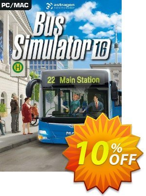 Bus Simulator 2016 PC discount coupon Bus Simulator 2016 PC Deal - Bus Simulator 2016 PC Exclusive Easter Sale offer for iVoicesoft
