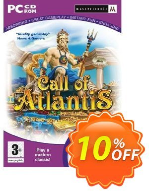 Call Of Atlantis (PC) discount coupon Call Of Atlantis (PC) Deal - Call Of Atlantis (PC) Exclusive Easter Sale offer for iVoicesoft