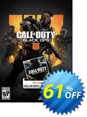 Call of Duty Black Ops 4 Inc Black Ops 1 PC discount coupon Call of Duty Black Ops 4 Inc Black Ops 1 PC Deal - Call of Duty Black Ops 4 Inc Black Ops 1 PC Exclusive Easter Sale offer for iVoicesoft