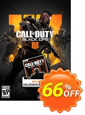 Call of Duty Black Ops 4 Inc Black Ops 3 PC discount coupon Call of Duty Black Ops 4 Inc Black Ops 3 PC Deal - Call of Duty Black Ops 4 Inc Black Ops 3 PC Exclusive Easter Sale offer for iVoicesoft