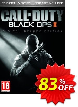 Call of Duty (COD) Black Ops II 2 Digital Deluxe Edition PC (GERMANY) 프로모션 코드 Call of Duty (COD) Black Ops II 2 Digital Deluxe Edition PC (GERMANY) Deal 프로모션: Call of Duty (COD) Black Ops II 2 Digital Deluxe Edition PC (GERMANY) Exclusive Easter Sale offer for iVoicesoft