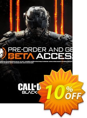 Call of Duty (COD): Black Ops III 3 + Beta Access (PC) Coupon discount Call of Duty (COD): Black Ops III 3 + Beta Access (PC) Deal. Promotion: Call of Duty (COD): Black Ops III 3 + Beta Access (PC) Exclusive Easter Sale offer for iVoicesoft