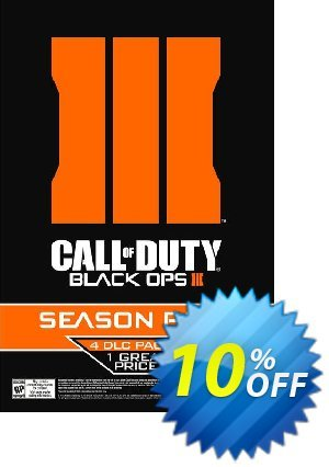 Call of Duty (COD): Black Ops III 3 Season Pass (PC) Coupon discount Call of Duty (COD): Black Ops III 3 Season Pass (PC) Deal. Promotion: Call of Duty (COD): Black Ops III 3 Season Pass (PC) Exclusive Easter Sale offer for iVoicesoft