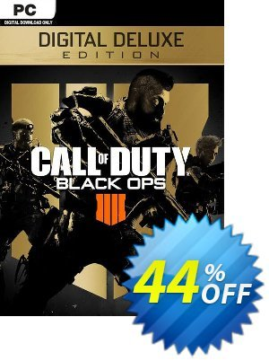 Call of Duty (COD) Black Ops 4 Deluxe Edition PC (EU) discount coupon Call of Duty (COD) Black Ops 4 Deluxe Edition PC (EU) Deal - Call of Duty (COD) Black Ops 4 Deluxe Edition PC (EU) Exclusive Easter Sale offer for iVoicesoft