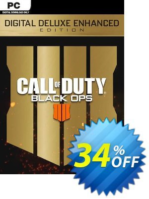 Call of Duty (COD) Black Ops 4 Deluxe Enhanced Edition PC (APAC) 優惠券,折扣碼 Call of Duty (COD) Black Ops 4 Deluxe Enhanced Edition PC (APAC) Deal,促銷代碼: Call of Duty (COD) Black Ops 4 Deluxe Enhanced Edition PC (APAC) Exclusive Easter Sale offer for iVoicesoft