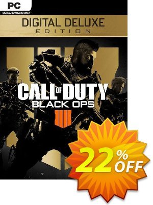 Call of Duty (COD) Black Ops 4 Digital Deluxe PC (APAC) discount coupon Call of Duty (COD) Black Ops 4 Digital Deluxe PC (APAC) Deal - Call of Duty (COD) Black Ops 4 Digital Deluxe PC (APAC) Exclusive Easter Sale offer for iVoicesoft