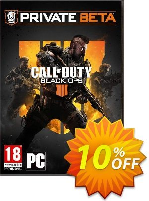 Call of Duty (COD) Black Ops 4 PC Beta discount coupon Call of Duty (COD) Black Ops 4 PC Beta Deal - Call of Duty (COD) Black Ops 4 PC Beta Exclusive Easter Sale offer for iVoicesoft