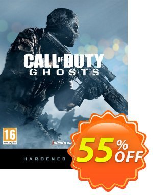 Call of Duty (COD) Ghosts - Digital Hardened Edition PC discount coupon Call of Duty (COD) Ghosts - Digital Hardened Edition PC Deal - Call of Duty (COD) Ghosts - Digital Hardened Edition PC Exclusive Easter Sale offer for iVoicesoft