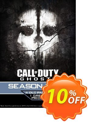 Call of Duty (COD): Ghosts - Season Pass (PC) discount coupon Call of Duty (COD): Ghosts - Season Pass (PC) Deal - Call of Duty (COD): Ghosts - Season Pass (PC) Exclusive Easter Sale offer for iVoicesoft