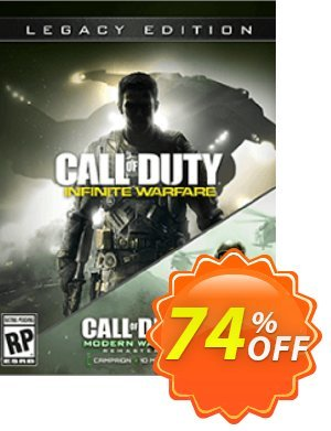 Call of Duty (COD): Infinite Warfare Digital Legacy Edition PC 프로모션 코드 Call of Duty (COD): Infinite Warfare Digital Legacy Edition PC Deal 프로모션: Call of Duty (COD): Infinite Warfare Digital Legacy Edition PC Exclusive Easter Sale offer for iVoicesoft