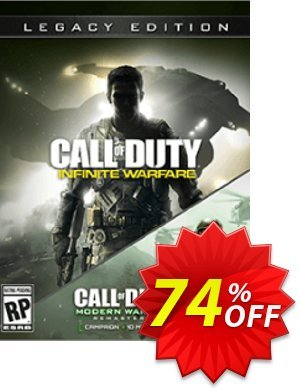 Call of Duty (COD): Infinite Warfare Digital Legacy Edition PC discount coupon Call of Duty (COD): Infinite Warfare Digital Legacy Edition PC Deal - Call of Duty (COD): Infinite Warfare Digital Legacy Edition PC Exclusive Easter Sale offer for iVoicesoft
