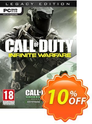 Call of Duty (COD): Infinite Warfare Digital Legacy Edition PC (DE) discount coupon Call of Duty (COD): Infinite Warfare Digital Legacy Edition PC (DE) Deal - Call of Duty (COD): Infinite Warfare Digital Legacy Edition PC (DE) Exclusive Easter Sale offer for iVoicesoft