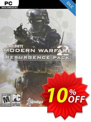 Call of Duty Modern Warfare 2 Resurgence Pack PC Coupon discount Call of Duty Modern Warfare 2 Resurgence Pack PC Deal. Promotion: Call of Duty Modern Warfare 2 Resurgence Pack PC Exclusive Easter Sale offer for iVoicesoft