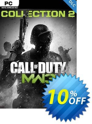 Call of Duty Modern Warfare 3 Collection 2 PC discount coupon Call of Duty Modern Warfare 3 Collection 2 PC Deal - Call of Duty Modern Warfare 3 Collection 2 PC Exclusive Easter Sale offer for iVoicesoft
