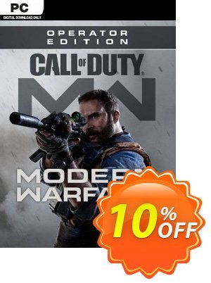 Call of Duty: Modern Warfare - Operator Edition PC (EU) discount coupon Call of Duty: Modern Warfare - Operator Edition PC (EU) Deal - Call of Duty: Modern Warfare - Operator Edition PC (EU) Exclusive Easter Sale offer for iVoicesoft