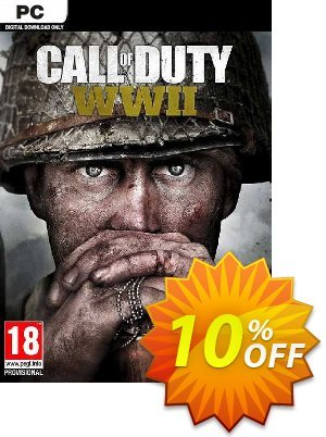 Call of Duty (COD) WWII PC (APAC) discount coupon Call of Duty (COD) WWII PC (APAC) Deal - Call of Duty (COD) WWII PC (APAC) Exclusive Easter Sale offer for iVoicesoft