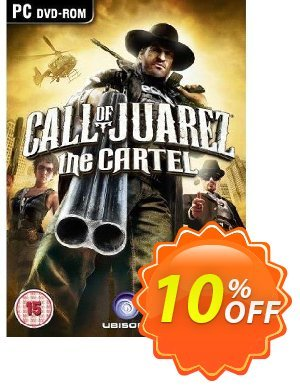 Call of Juarez - The Cartel (PC) Coupon discount Call of Juarez - The Cartel (PC) Deal. Promotion: Call of Juarez - The Cartel (PC) Exclusive Easter Sale offer for iVoicesoft