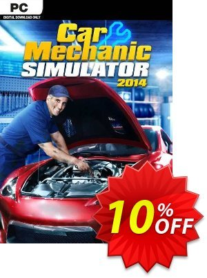 Car Mechanic Simulator 2014 PC discount coupon Car Mechanic Simulator 2014 PC Deal - Car Mechanic Simulator 2014 PC Exclusive Easter Sale offer for iVoicesoft